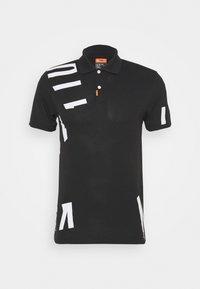 Nike Golf - THE GOLF HACKED SLIM - Triko spotiskem - black - 0