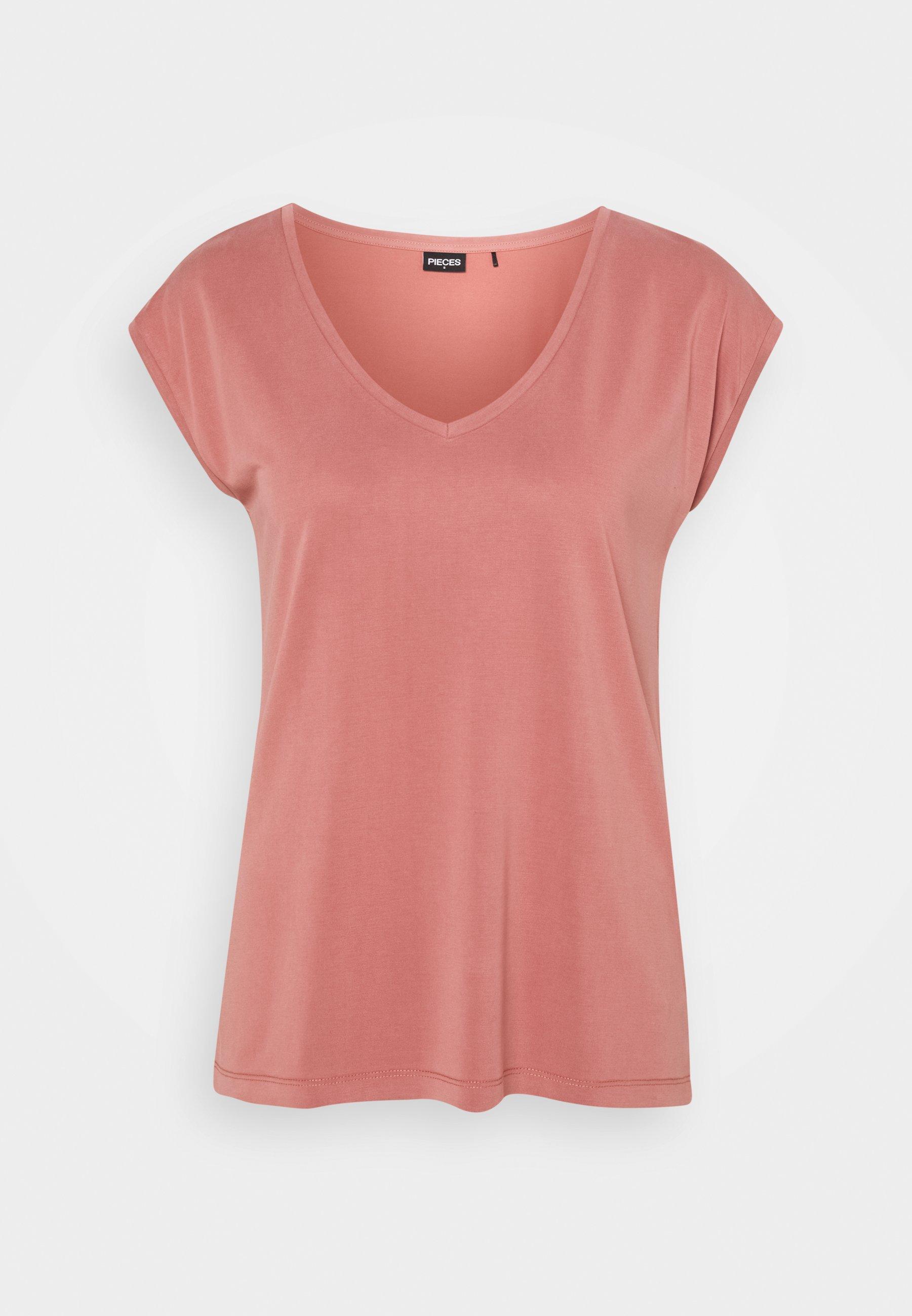 Damen PCKAMALA TEE - T-Shirt basic