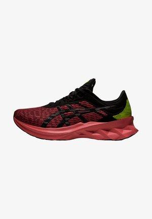 NOVABLAST - Trainers - red brick/black