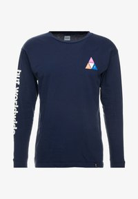 HUF - PRISM TEE - Long sleeved top - insignia blue - 3