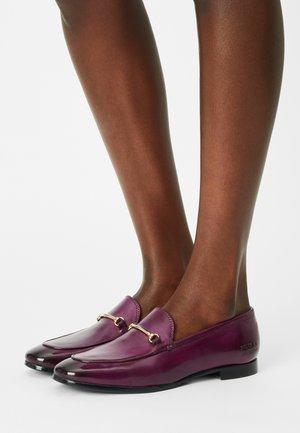 SCARLETT 22 - Nazouvací boty - purple