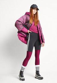 adidas Performance - ASK C.RDY - Leggings - powber - 2