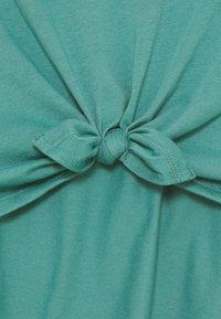 Abercrombie & Fitch - Jednoduché triko - brittany blue - 2