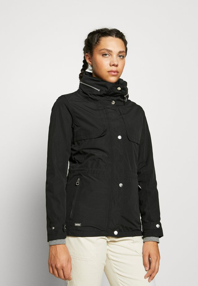 NARELLE - Veste imperméable - black