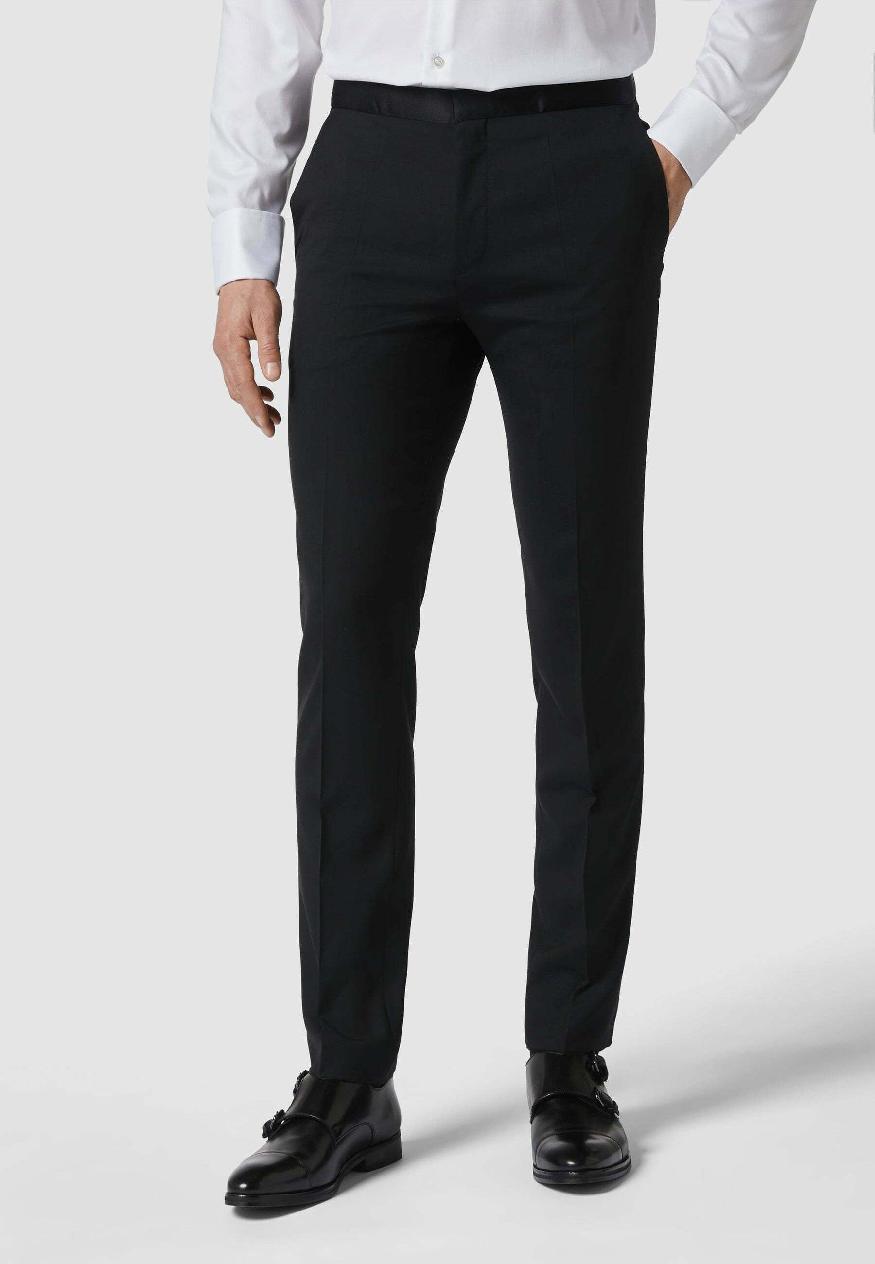 Men SMOKING MIT MODELL 'HETON' - Suit trousers
