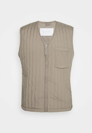 UNISEX  - Chaleco - taupe