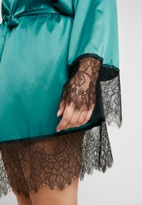 Playful Promises - SLEEVES - Badekåpe - teal - 5