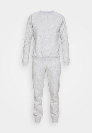 SET - Verryttelypuku - light grey