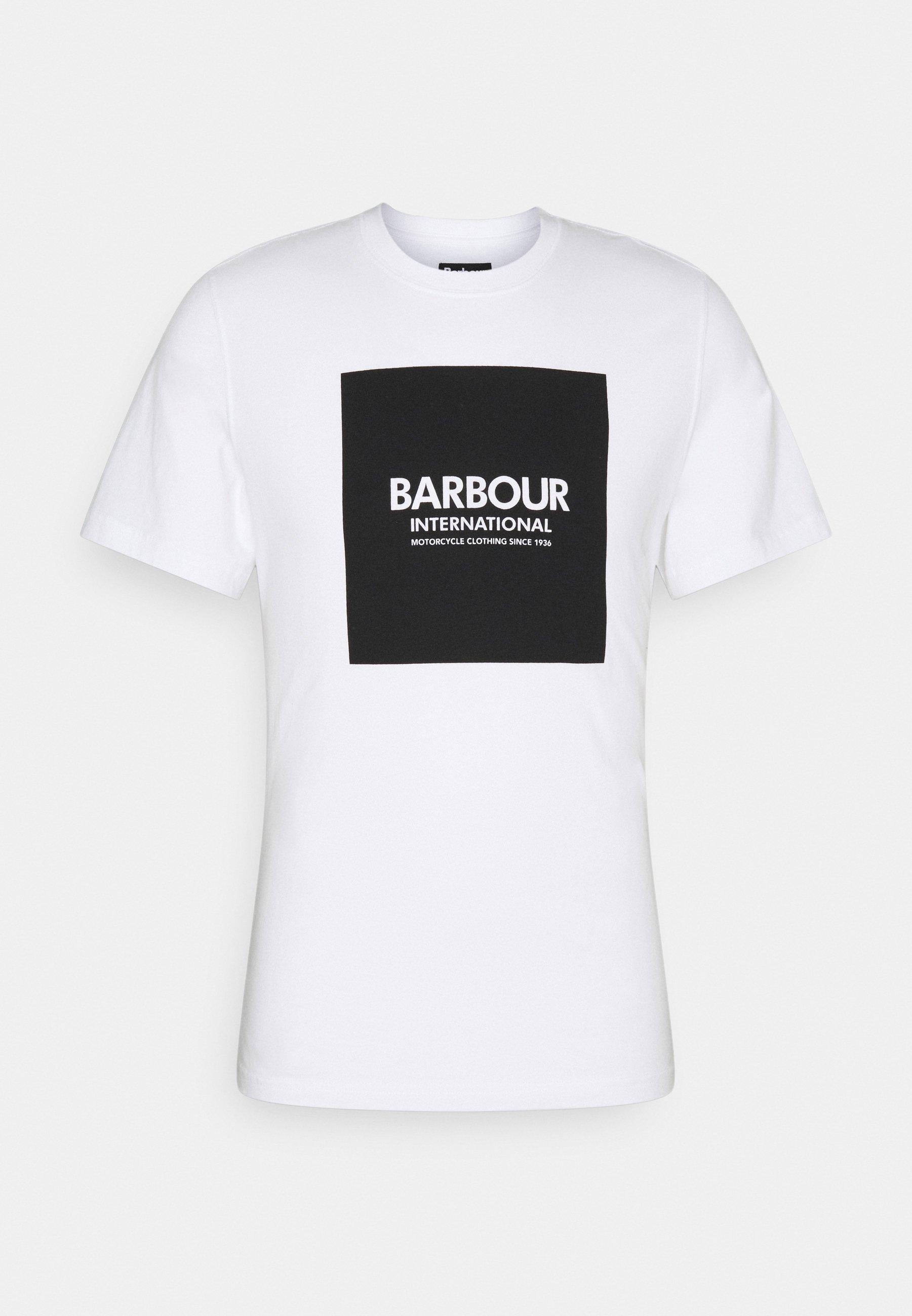 Herren BLOCK TEE - T-Shirt print