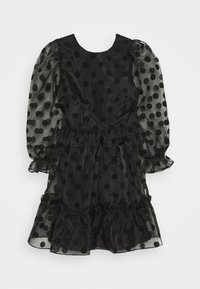 By Malina - JUDY DRESS - Vestido de cóctel - black - 4