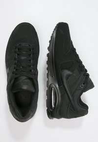 Nike Sportswear - AIR MAX COMMAND - Sneakers - black/anthracite - 1