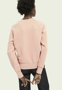 Scotch & Soda - WITH VARIOUS ARTWORKS - Sweatshirt - pink smoothie - 3
