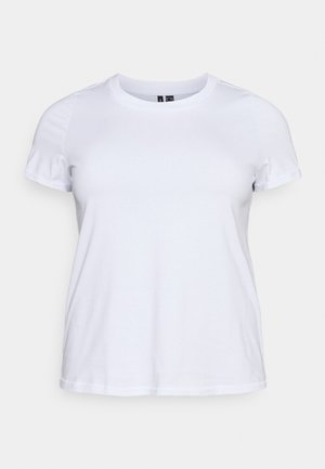 VMPAULA - Basic T-shirt - bright white