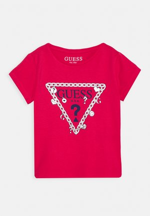 TODDLER - Print T-shirt - punk rocker pink