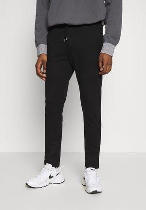 MAIN NEW PANTS - Trousers - black