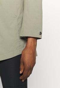 Didriksons - EDITH - Waterproof jacket - mistel green - 3