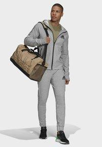 adidas Performance - M MT FZ HD - Zip-up sweatshirt - grey - 1