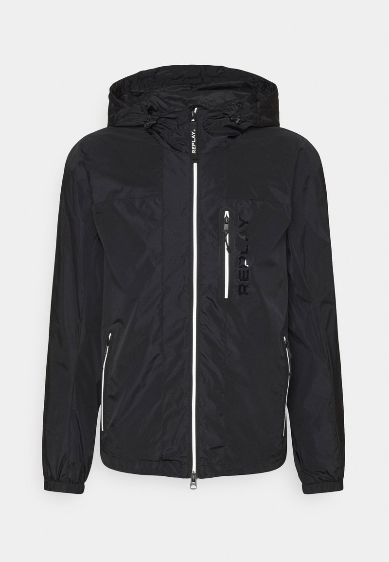 Replay - JACKET - Regenjas - black