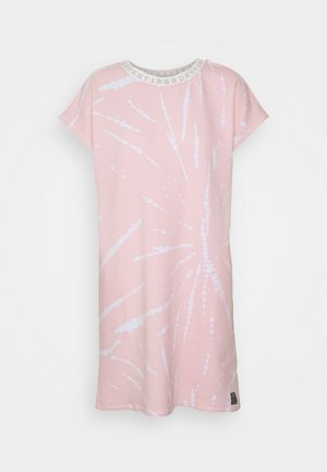 CALLING SHORT - Nightie - ivery/pink
