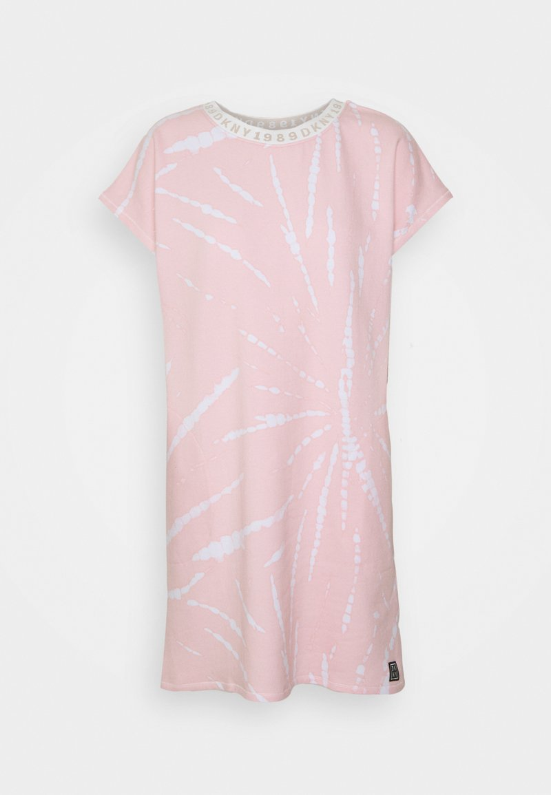 DKNY Intimates - CALLING SHORT - Nightie - ivery/pink
