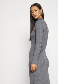 EDITED - HADA DRESS - Shift dress - grey - 4