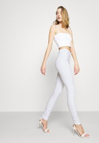 ONLY - ONLBLUSH  - Jeans Skinny Fit - white - 3