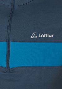 LÖFFLER - Long sleeved top - blue - 2