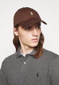 Polo Ralph Lauren - CLASSIC SPORT - Cap - cooper brown - 0