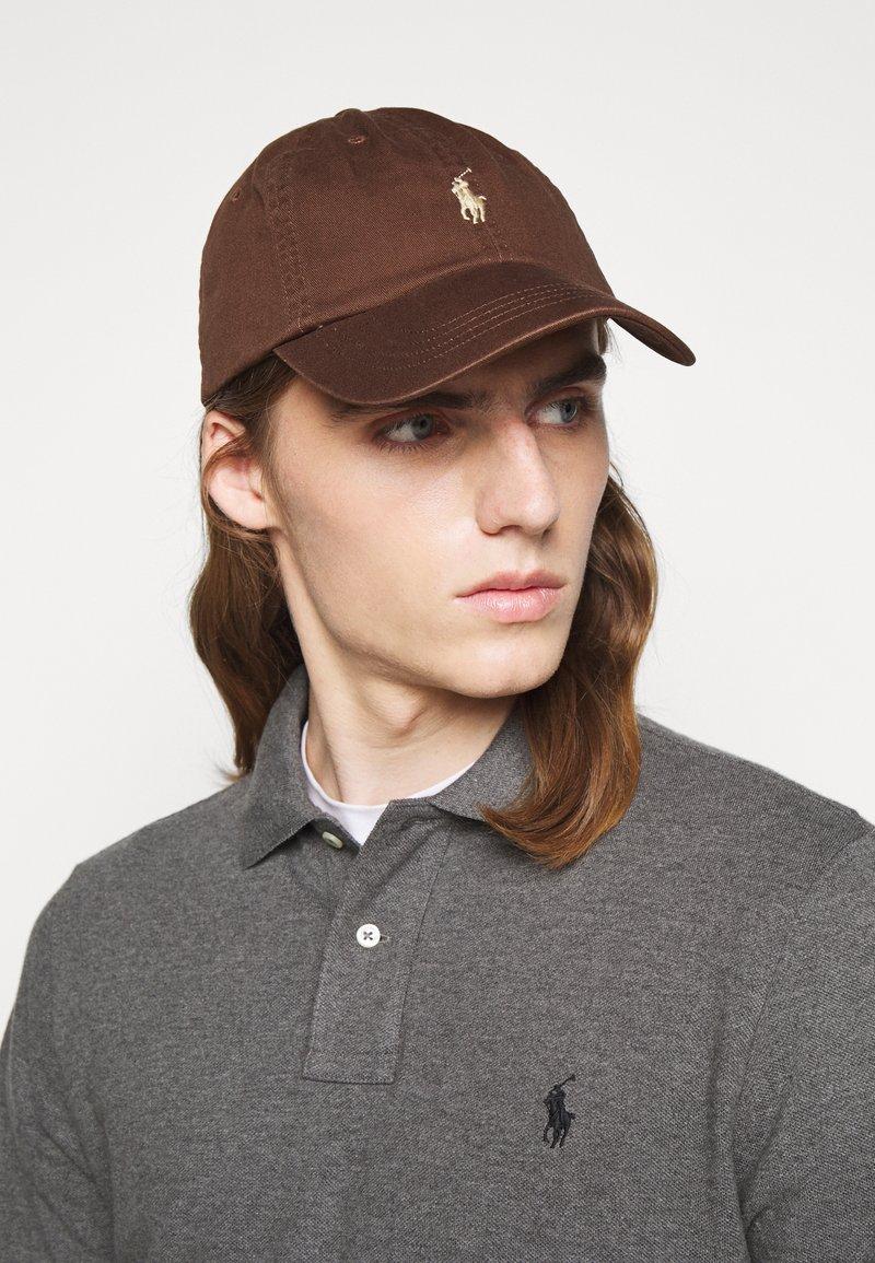 Polo Ralph Lauren - CLASSIC SPORT - Cap - cooper brown