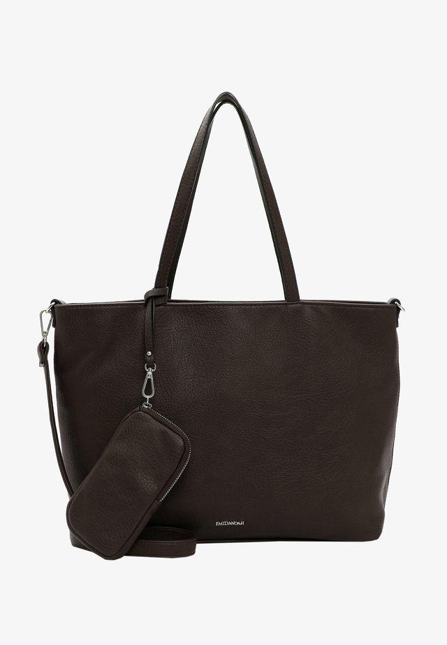 SURPRISE - Shopping bag - brown