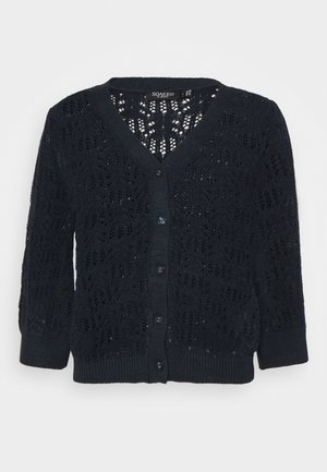 SCALEY CARDIGAN  - Kardigan - parisian night