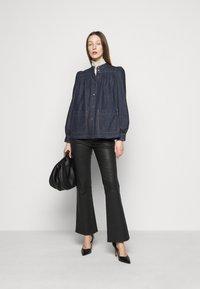 WEEKEND MaxMara - VOCIARE - Button-down blouse - nachtblau - 1