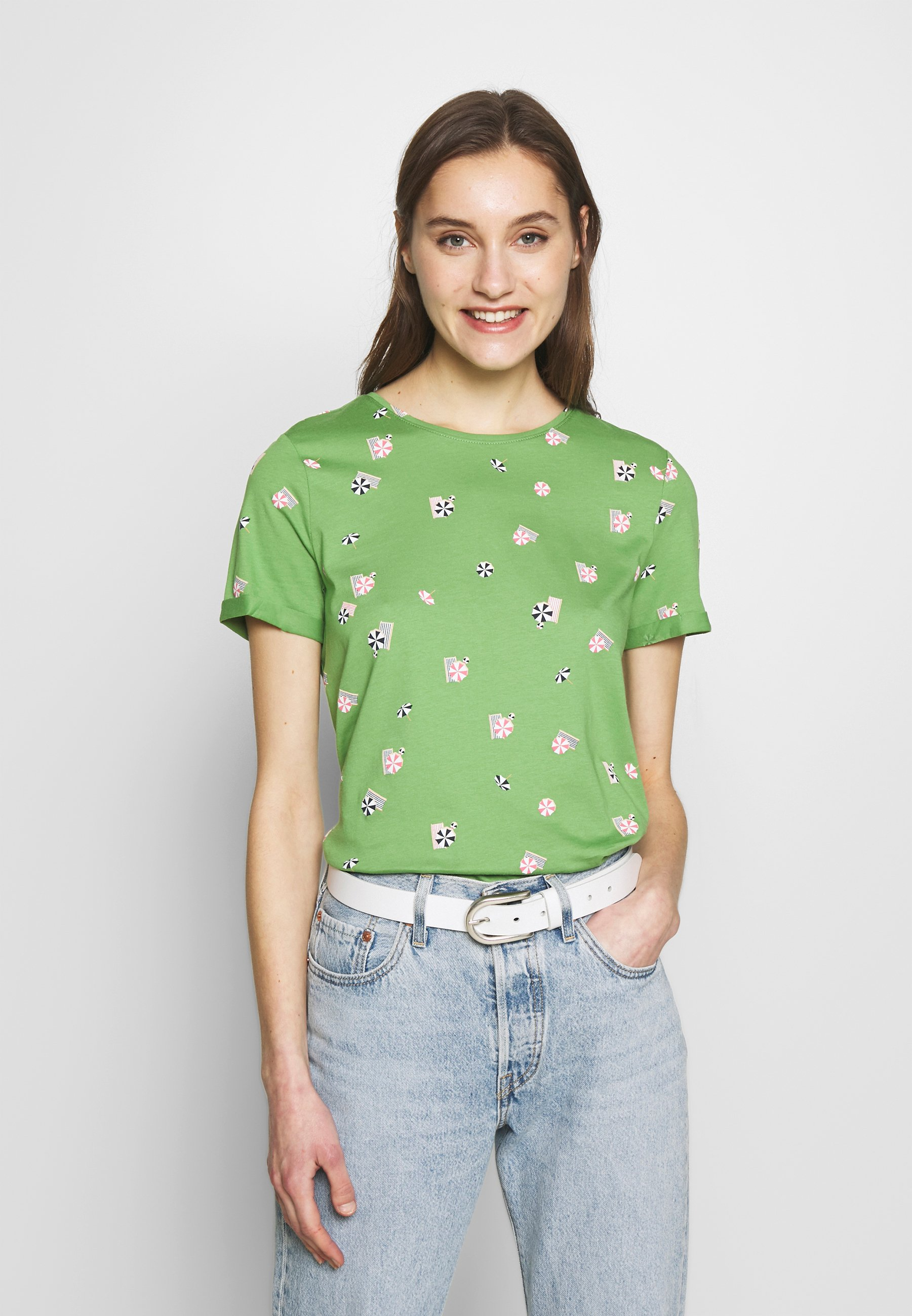 Damen CREW NECK - T-Shirt print