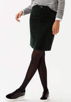 STYLE KEIRA - A-line skirt - green
