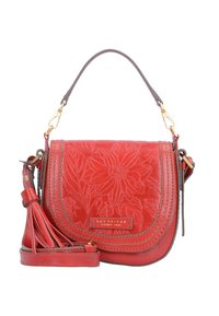 The Bridge - CAPRAIA  - Handbag - red - 5
