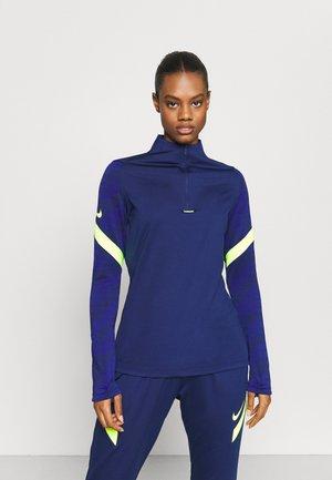 STRIKE21 - Camiseta de deporte - blue void/deep royal blue/volt
