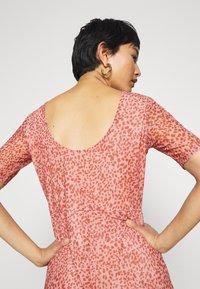 Moss Copenhagen - JAVANA DRESS - Day dress - rose - 5