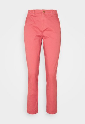 GIRLFRIEND - Trousers - pink city