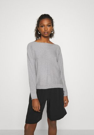 JDYPOMPEII - Jumper - light grey melange
