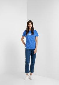 BOSS - TEPAPER - T-Shirt print - royal blue - 1
