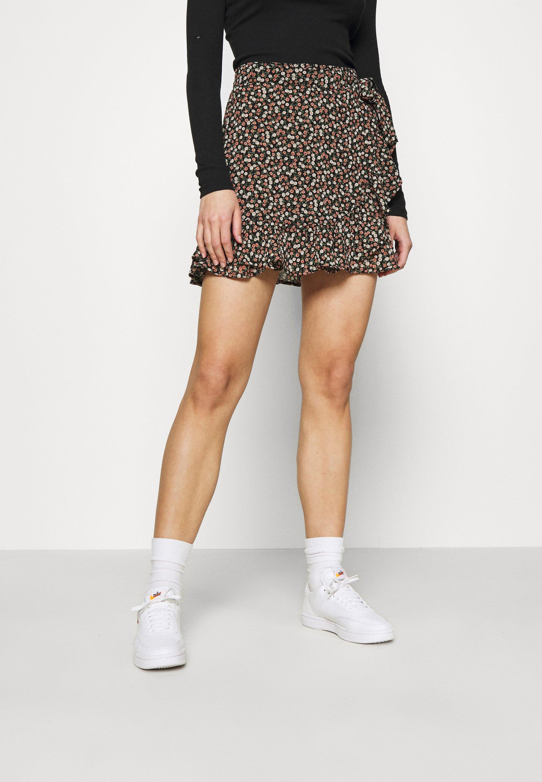 Women SOFT FLIRTY DAY TO NIGHT - Wrap skirt