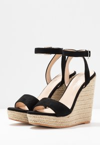 Public Desire - SYDNEY - High heeled sandals - black - 4