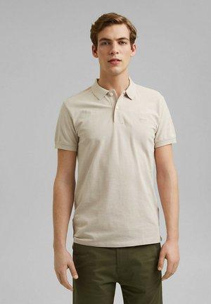 Poloshirt - light beige