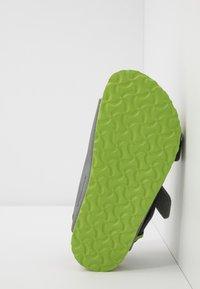 Birkenstock - MILANO - Sandals - grey/green - 5