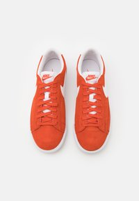 Nike Sportswear - BLAZER UNISEX - Tenisky - mantra orange/white - 5