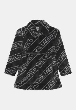 COAT - Short coat - black