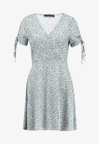 Denní šaty - blue/grey