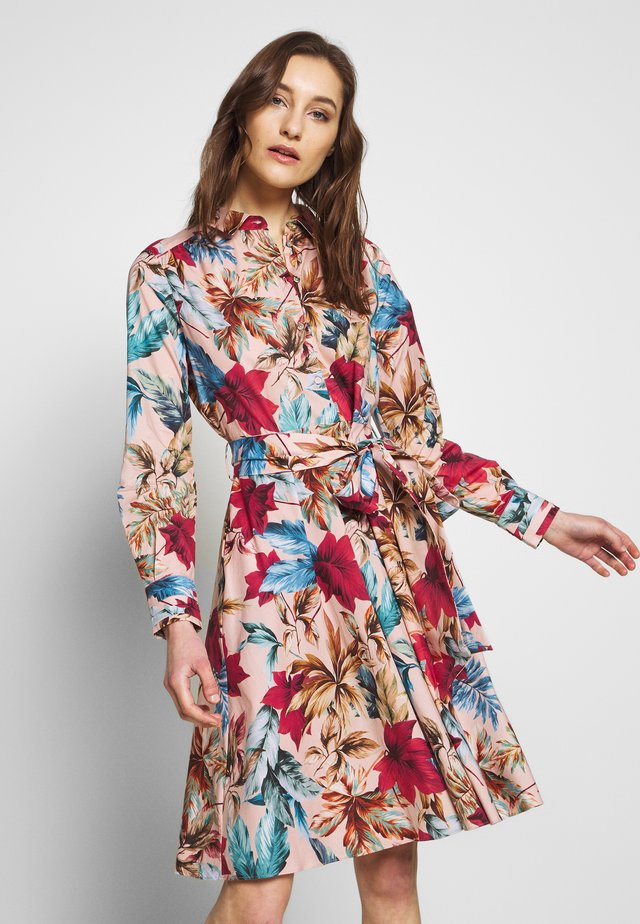 FLORAL PRINT DRESS - Robe d'été - purple/lilac
