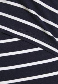 Anna Field MAMA - NURSING - 2 PACK - Jersey dress - Jerseykjole - dark blue/multicoloured - 4