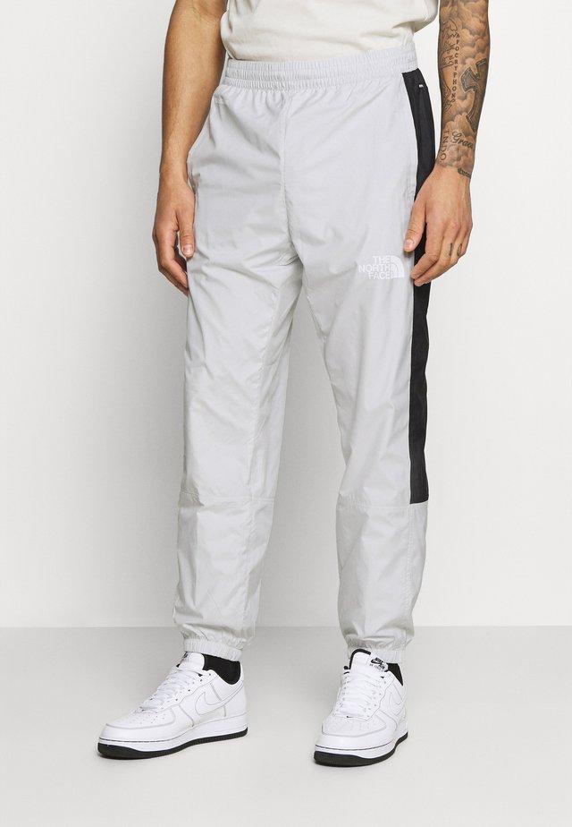 HYDRENALINE WIND PANT - Teplákové kalhoty - tin grey/black